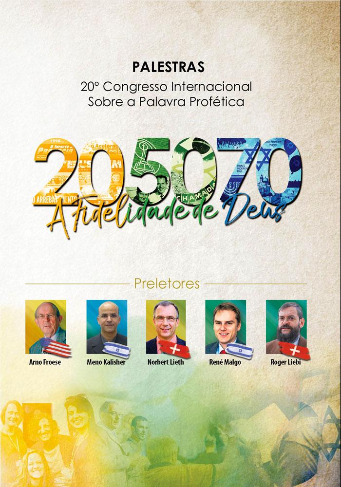 A Fidelidade de Deus - Congresso Profético 2018