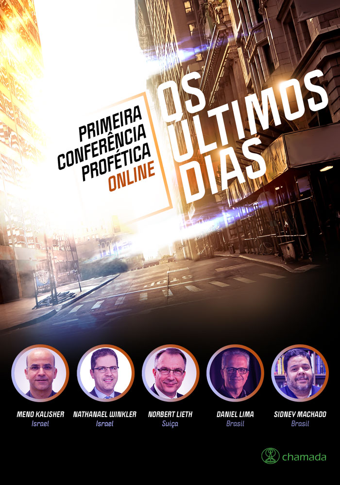 Os Últimos Dias - Primeira Conferência Profética Online 2020